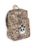 Mini Rodini Panda Backpack Beige