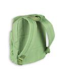 Mini Rodini Panda Backpack Green