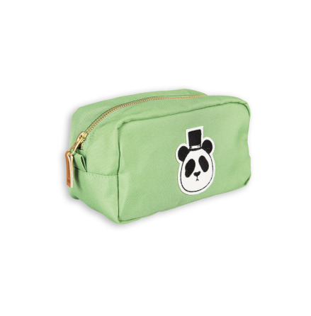 Mini Rodini Panda Case Green
