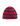 Mini Rodini Blockstripe Beanie Red