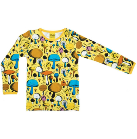 Duns LS Top Mushrooms Yellow