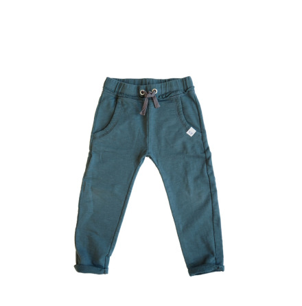 By Heritage Teddy Trousers Petrol