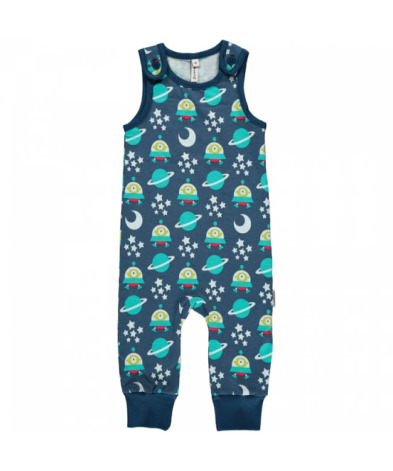 Maxomorra Playsuit Spaceship