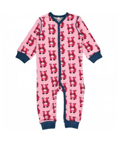 Maxomorra Pyjamas LS Unicorn