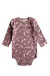 By Heritage Cleo Body Print Old Pink