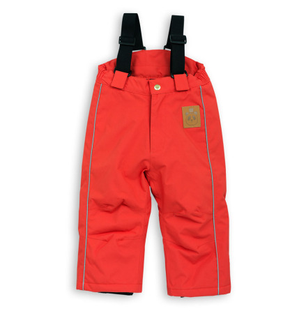 Mini Rodini K2 Trousers Red