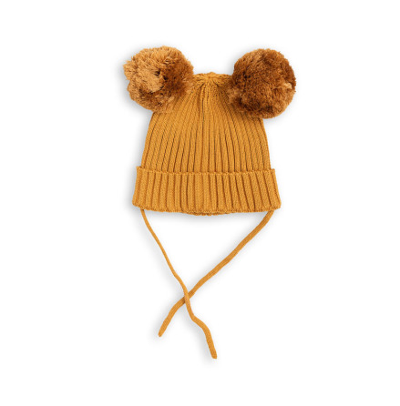 Mini Rodini Ear Hat Beige