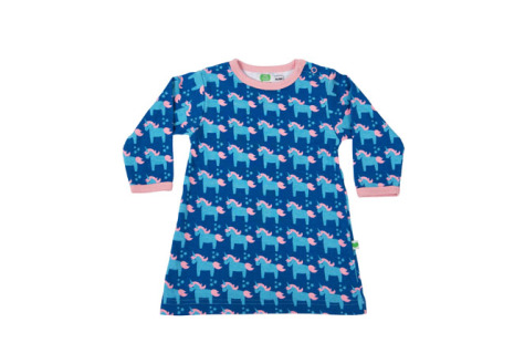 Sture & Lisa Dress Unicorn