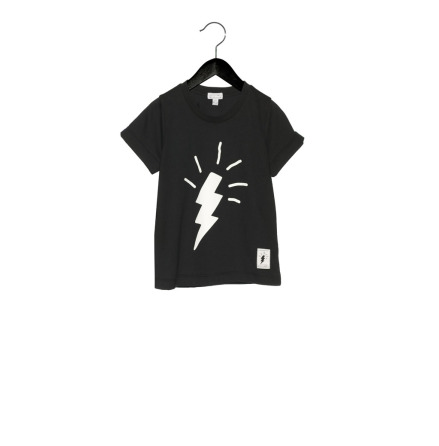 Civiliants Flash Tee Black