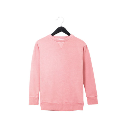 Civiliants Sweatshirt Dress Pink