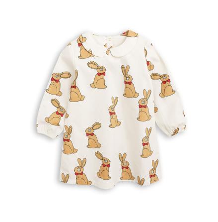 Mini Rodini Rabbit Woven Dress