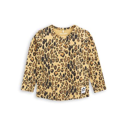 Mini Rodini Leopard Farfarströja Beige