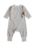 By Heritage Love Playsuit Off White