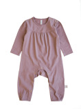 By Heritage Anna Playsuit Old Pink