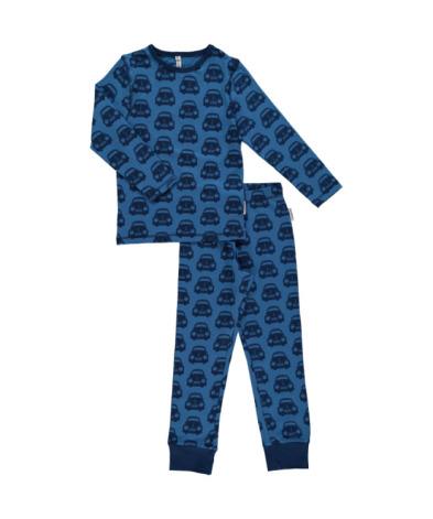 Maxomorra Pyjamas Set LS Cars