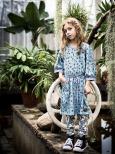 Modeerska Huset Leggings Garden Dreams