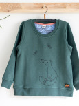 Modeerska Huset Sweater Fox