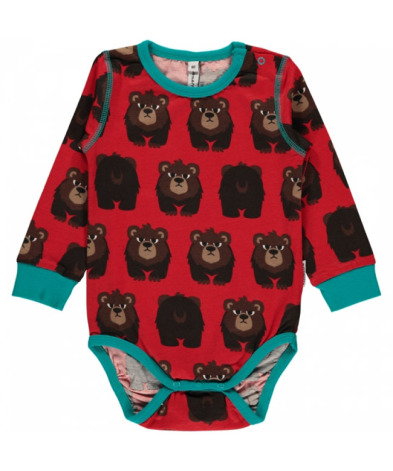 Maxomorra Body LS Bear