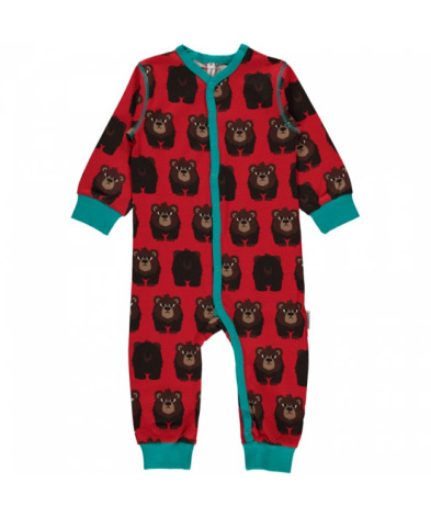 Maxomorra Pyjamas LS Bear