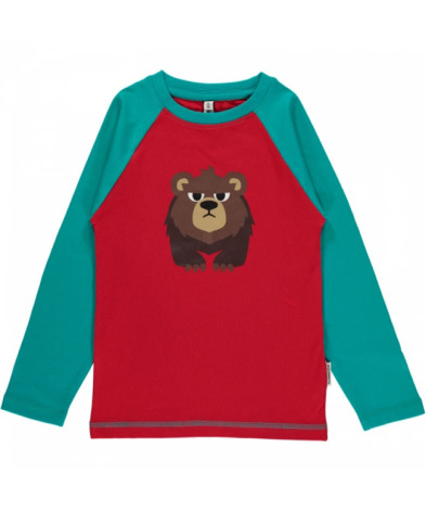 Maxomorra Top LS Bear