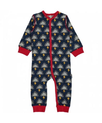 Maxomorra Pyjamas LS Lightning