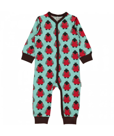 Maxomorra Pyjamas LS Bird