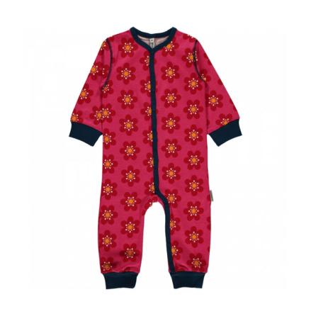 Maxomorra Pyjamas LS Anemone