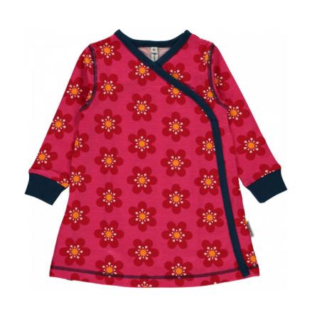 Maxomorra Dress Wrap Anemone