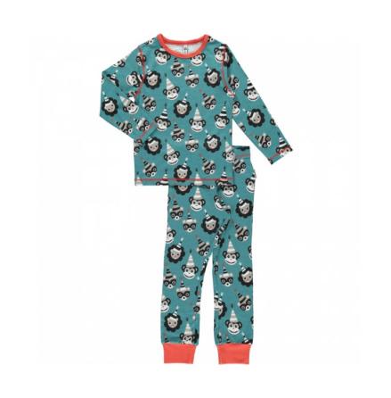 Maxomorra Pyjamas Set LS Party
