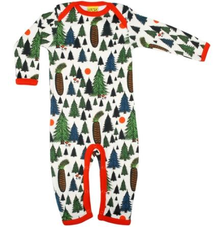 Duns Pyjamas Pine Forrest