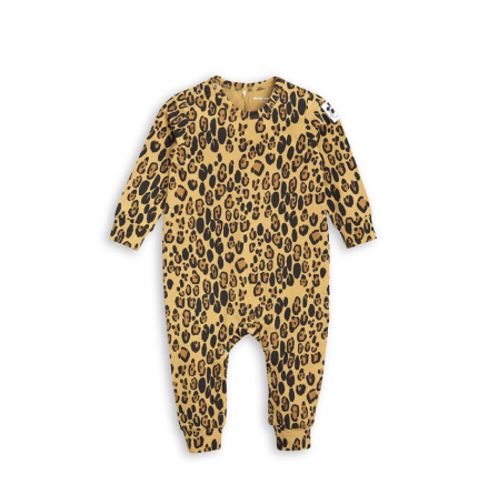 Mini Rodini Basic Leopard Jumpsuit