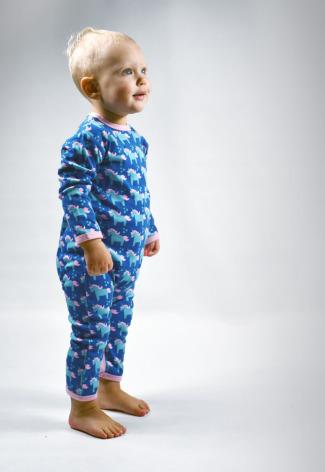 Sture & Lisa Pyjamas Unicorn