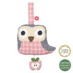 Franck & Fischer Else Owl Musical Toy Pink