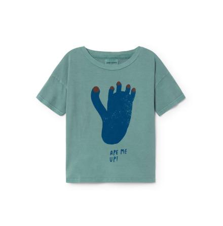 BoBo Choses Footprint SS Tee