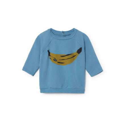 BoBo Choses Banana Raglan Sweatshirt