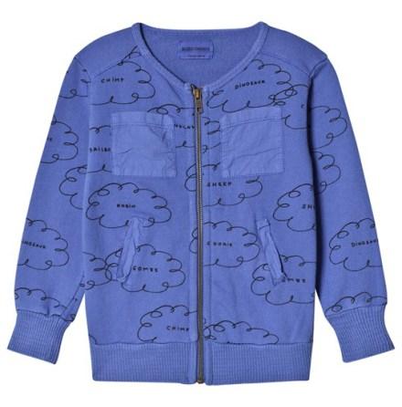 BoBo Choses Clouds Zipped Sweatshirt