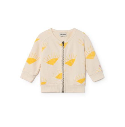 BoBo Choses Sun Zipped Sweatshirt Baby