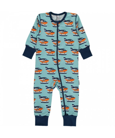 Maxomorra Pyjamas LS Sea Plane