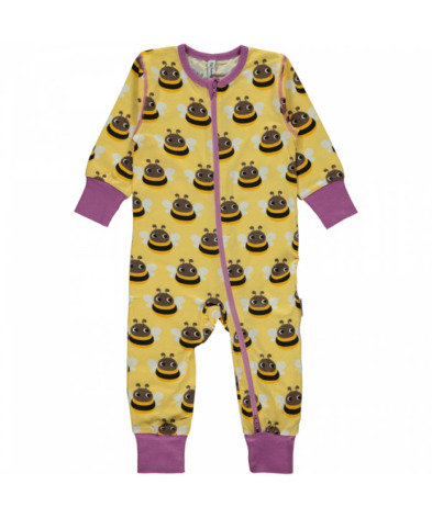 Maxomorra Pyjamas LS Bumblebee