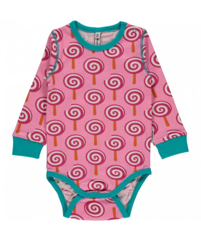 Maxomorra Body LS Lollypop