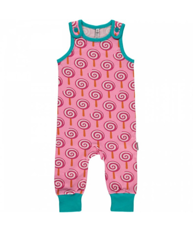 Maxomorra Playsuit Lollypop