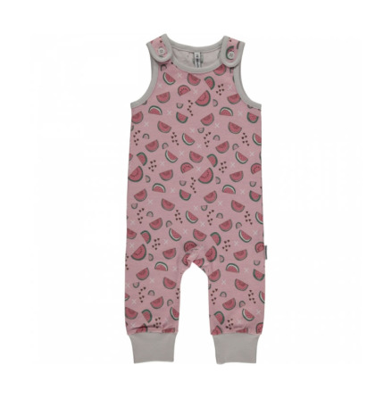 Maxomorra Playsuit Watermelon Love