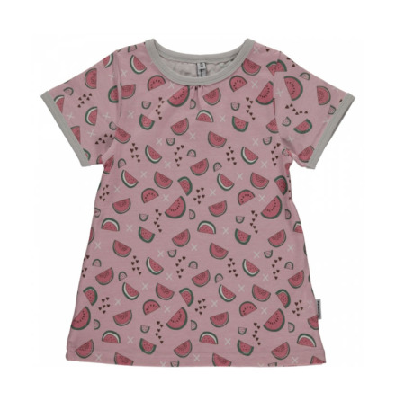 Maxomorra Top A-line SS Watermelon Love