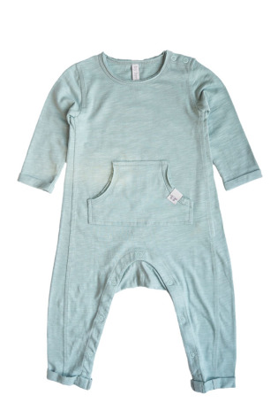 By Heritage Oliver Playsuit Mint