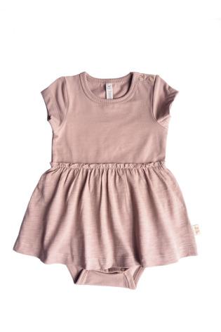 By Heritage Lisen Tunika-Body Vintage Pink
