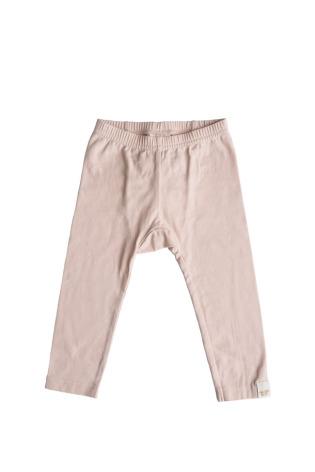 By Heritage Ellen Frill Leggings Peach Pink