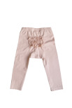 By Heritage Ellen Frill Leggings Peach Pink
