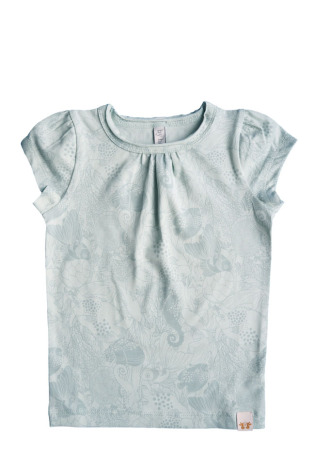 By Heritage Jenny Top Print Mint