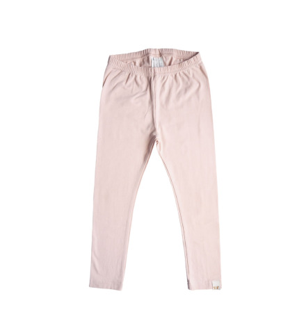 By Heritage Leon Leggings Solid Peach Pink