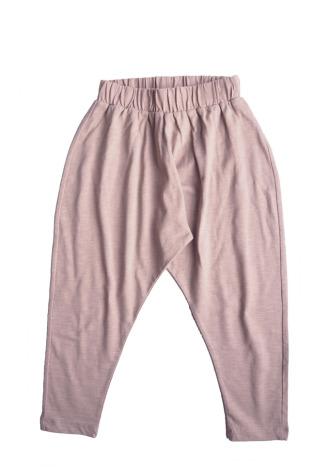 By Heritage Hedda Harem Trousers Vintage Pink
